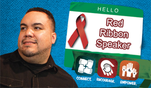 red ribbon school speaker