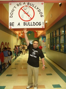 Bullyproof school campus