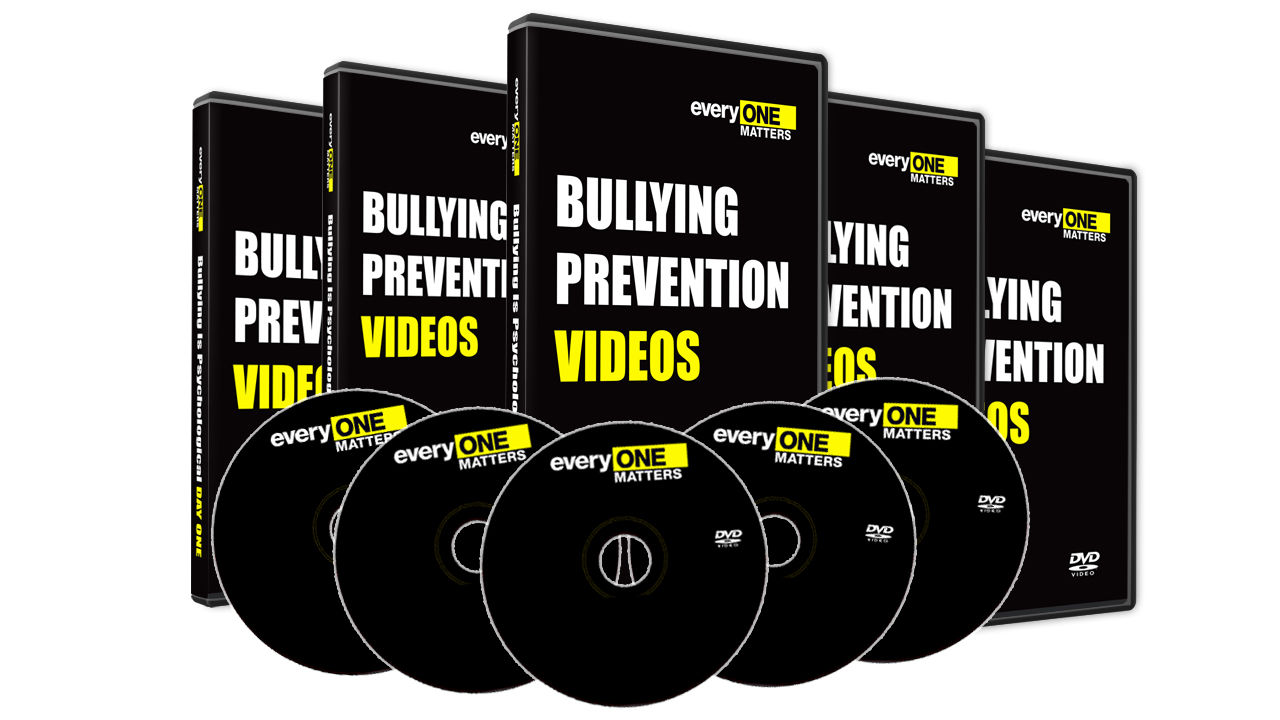 Bullying Prevention Videos DVD Series